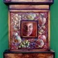 Floralscape – Portrait of Colin (1),1993