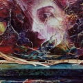 Untitled (self portrait 2) (detail),1993