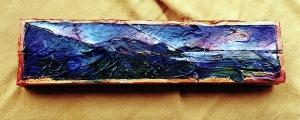 Small horizonal landscape c1993
