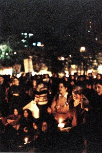 take back the night Sept 98