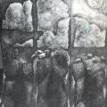 Untitled (landscape triptych),1991
