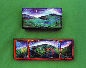 two small landscapes c1993