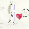 Naima_Thank you smartphone I love you you make me feelsafe_artwork